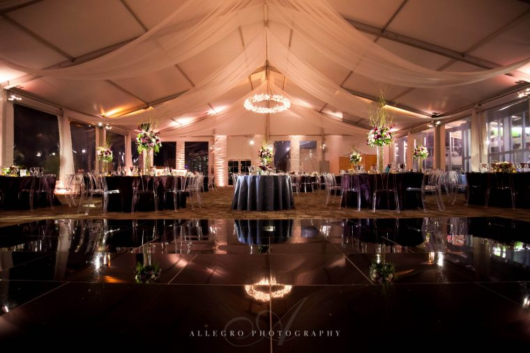 interior wedding venue