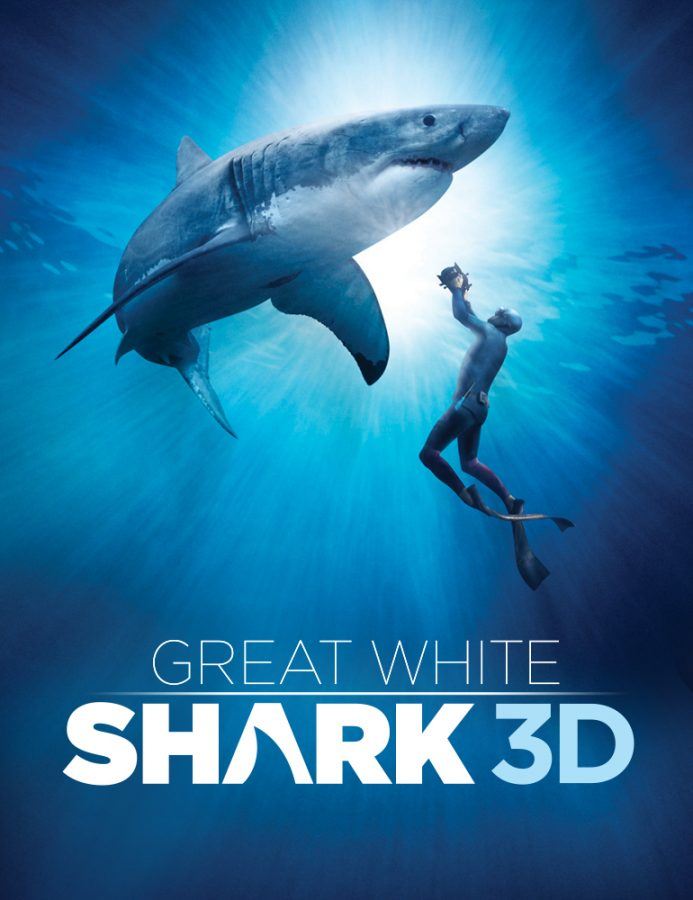 Great White Shark 3D cover