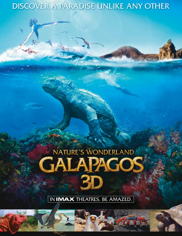Galapagos 3D cover