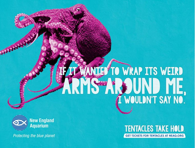 Ad Archive Tentacles poster