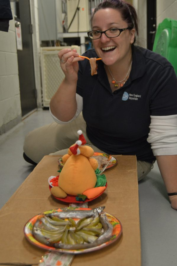 Thanksgiving enrichment in the MMC
