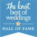 knot wedding award hall of fame