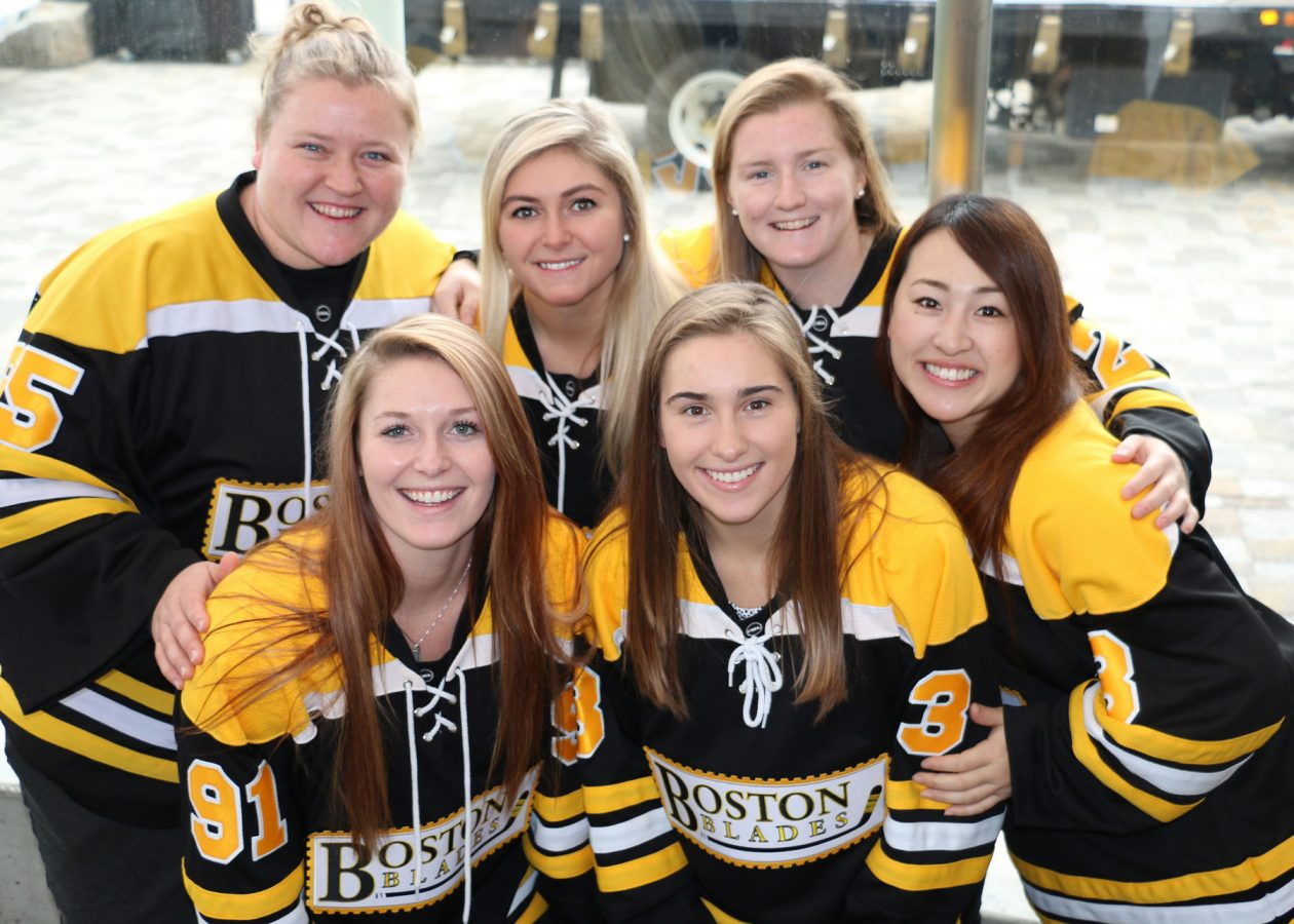 boston blades players