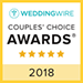 2018 weddingwire award badge