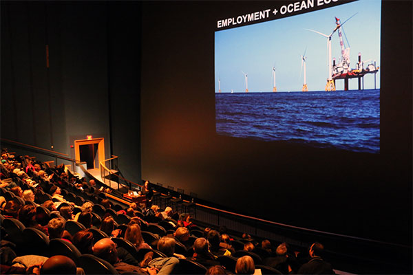 Offshore Oil Audience