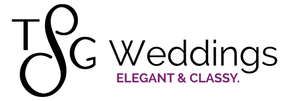 TSG weddings logo