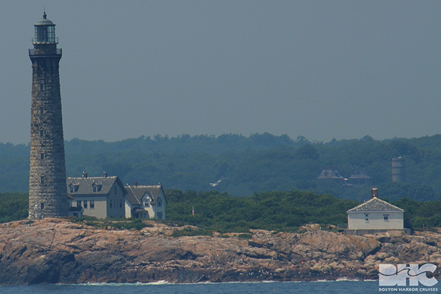 South Lighthouse on Thacher island