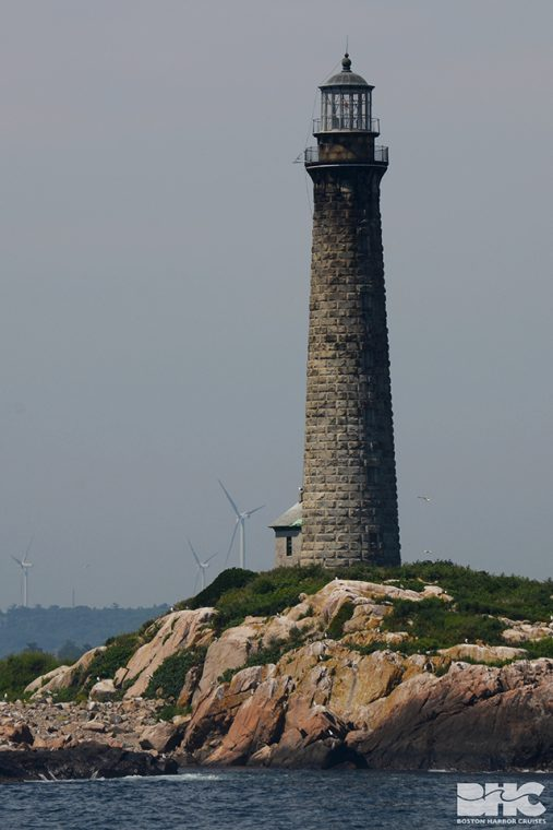 Thacher Island lighthouse